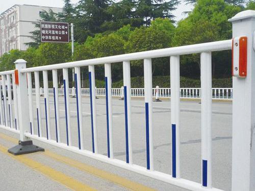 市政护栏工程案例