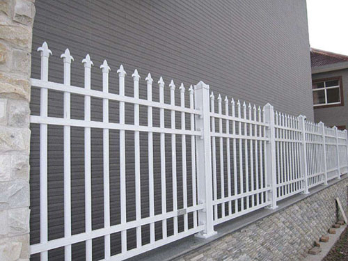 四横杆锌钢护栏